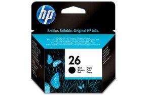 HP BLACK N.26 51626A